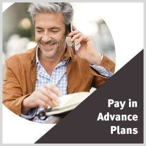 Pioneer Pay in Advance Wireless Plan