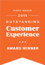 Pivot Outstanding Customer Service 2019